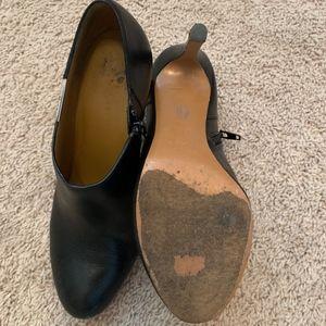 COACH heeled booties